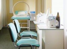 Inhalation und Magnetotherapie
