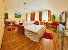 Junior-Suite als 4-Bett-Zimmer