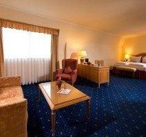 Junior Suite / Familienzimmer, Quelle: (c) ACHAT Plaza Karlsruhe