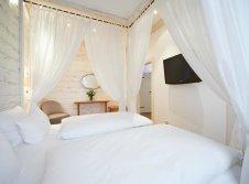 Junior Suite Schlafzimmer