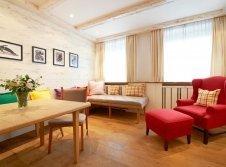 Junior Suite Wohnzimmer