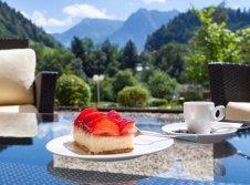 Kaffee Lounge Terrasse