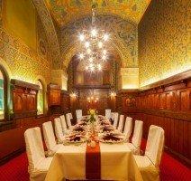 Kaisernische im Restaurant, Quelle: