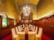Kaisernische im Restaurant