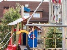 Kinder Spielplatz Outdoor
