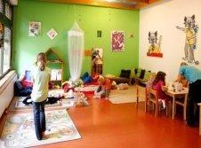 Kinder Spielzimmer