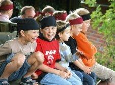 Kinderbetreuung in den Schulferien und nach Absprache