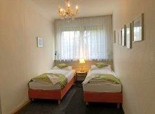 Kinderzimmer der Familien Suite  im AKZENT Hotel Am Hohenzollernplatz