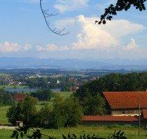 Kißlegger Landschaft, Quelle: