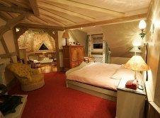 Kleine Suite mit Whirlpool