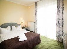 Komfort Doppelzimmer (Stadtblick)