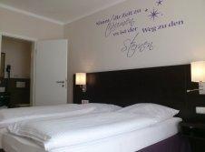 Komfort-Doppelzimmer zur Einzelnutzung