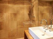 Komfort Einzelzimmer Badezimmer