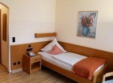 Komfort-Einzelzimmer Saaleblick