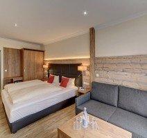 unsere 2017 neu renovierten Komfortzimmer, Quelle: (c) Früchtl - Wirtshaus zum Bräu