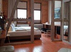 Komfortdoppelzimmer - sonnig und ruhig