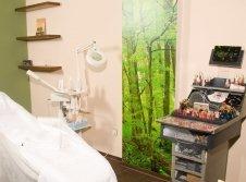 Kosmetik im Hotel Orbtal