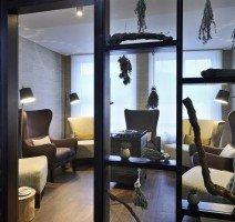 Kräuterkammer im Spa-Bereich, Quelle: (c) Hotel Ritter Durbach