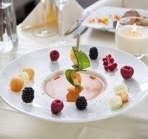 Kulinarik, Quelle: (c) IDINGSHOF Hotel & Restaurant