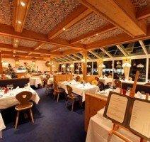La Terrasse, Quelle: (c) Turmhotel Davos