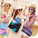 Ladies Shopping in Mainhattan