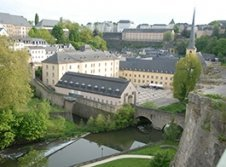 Umgebung - Luxemburg