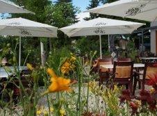 Landgut Hotel Zur Rose - Terrasse/Außenbereich