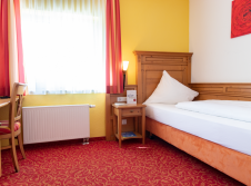 Landgut Hotel Zur Rose - Zimmer