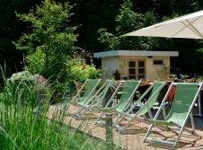 Landhotel Betz - Terrasse/Außenbereich