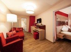 Landidyll Hotel Weinhaus Halfenstube - Zimmer