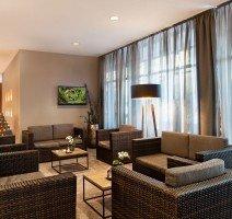 Hotellobby relexa hotel Bad Steben, Quelle: (c) relexa hotel Bad Steben