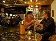 Lobby / Bar im Hotel