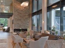 Lobby im Parkhotel Oberhausen