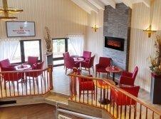 Lounge in der Lobby