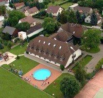 Luftbild, Quelle: (c) Ferien Hotel Spreewald