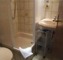 Luxus-Romantikzimmer Dusche, Quelle: