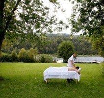 Massage, Quelle: (c) Sonnenhotel Hafnersee