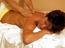 Massage im Hotel