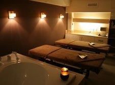 Massage und Romantikbad