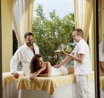 Massageloggia, Quelle: (c) DolceVita Hotel Preidlhof
