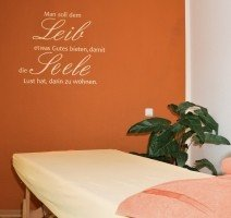Unsere Massageraum , Quelle: (c) Hotel und Landgasthof zum Bockshahn