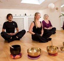 Meditation und Entspannung, Quelle: