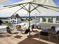 mein inselglück, Insel Reichenau, Dachterrasse