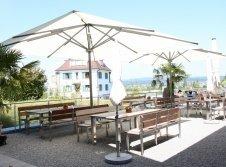 mein inselglück, Insel Reichenau, Restaurantterrasse