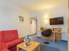 Michel Hotel Suhl - Hotel - Zimmer