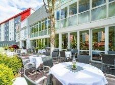 Michel Hotel Suhl - Hotel-Außenansicht