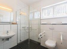 Moderne Badezimmer barrierefrei