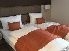 Neu renoviertes Doppelzimmmer