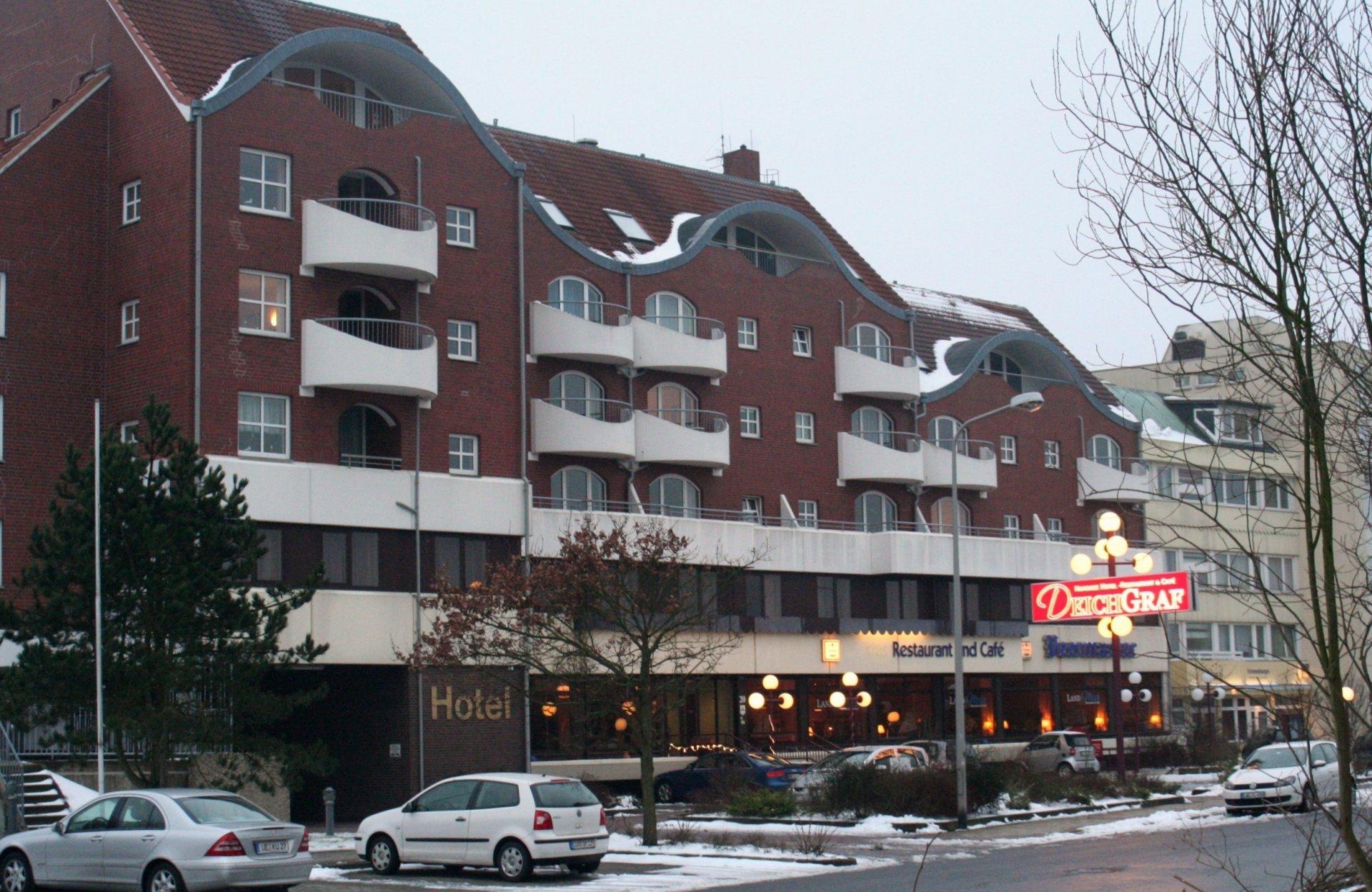 Www Nordsee Hotel Deichgraf De