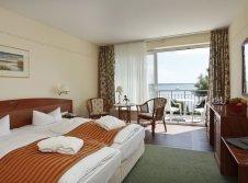 Orangerie Doppelzimmer zur Seeseite
